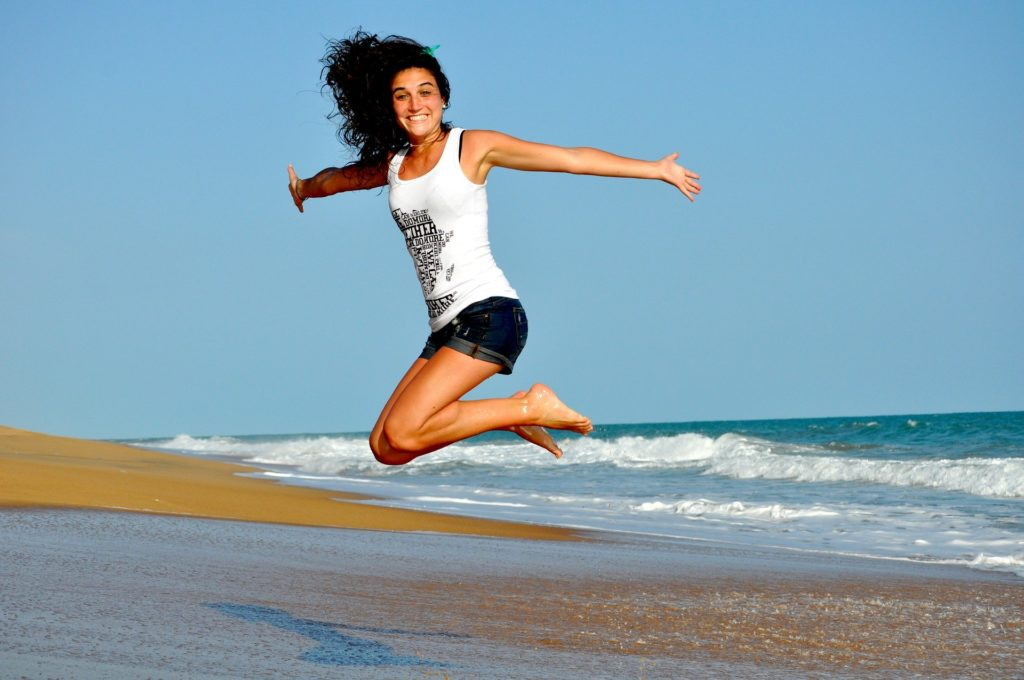 Jump for a new health and wellness store in St Augustine..