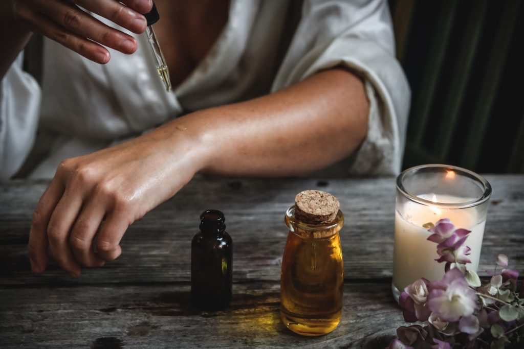 Oils that are all about wellness.