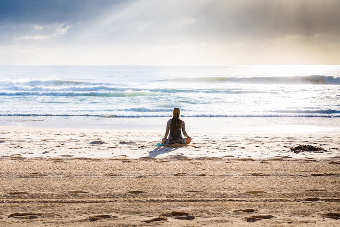Meditate and learn all about wellness.